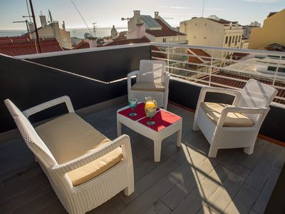 Photo for Sao Gens Apartments-Rooftop Terrace- 61579 / AL