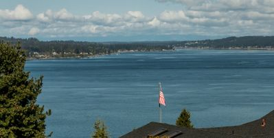 Photo for Olympic Mountains&Puget Sound Waters View Home with 15min. walk to US OPEN 2015
