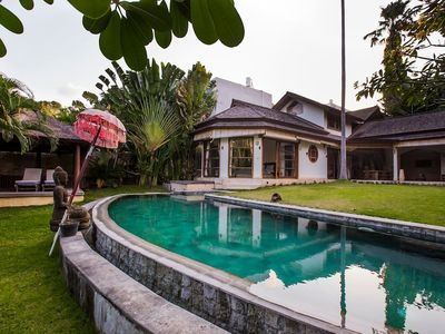 Photo for Villa D - Spacious 3 bedroom villa with private pool Berawa Beach Canggu
