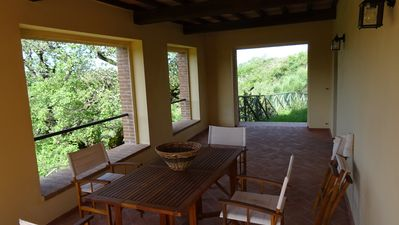 Photo for Farm-house with 4 bed rooms , 3 bathrooms and private garden