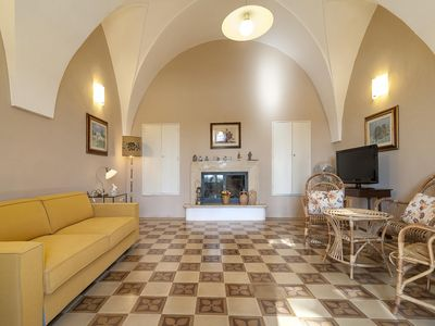 Photo for Country  apartment in Casarano with WiFi & private parking.