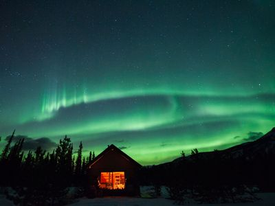 Photo for Oma & Opa's Aurora Viewing Cabin