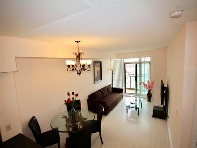 Photo for 2 Bedroom, 2 Washroom High Rise Suite in Thornnhill