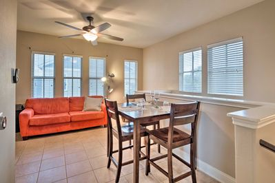 Get the most out of your time in Austin at this 1-bedroom, 1-bath apartment.