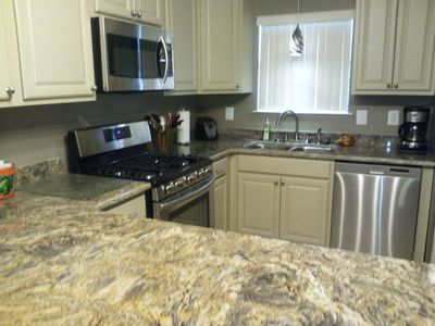 Full renovated and furnished kitchen