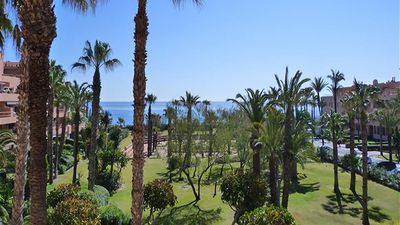 Photo for Apartment in Sotogrande Playa, Casual Luxury