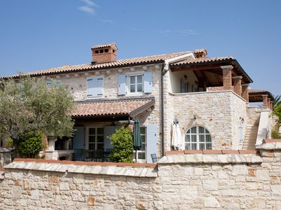 Photo for Lovely Stone House with Own Pool in Quiet Village