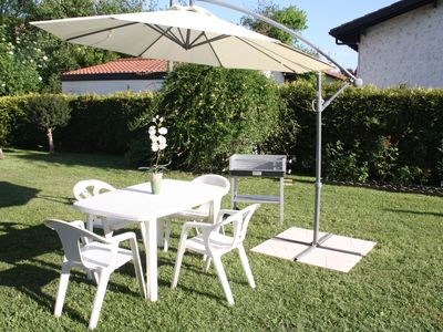Photo for Sunny apartment, very quiet, at Anglet limiting Biarritz
