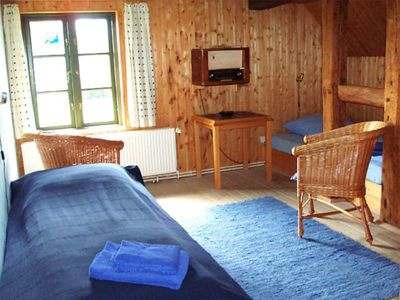 Photo for Holiday Room Blue Dog - Old Ausspanne & Wossidlo Haus Walkendorf