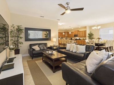 Photo for Amazing 6 Bed/5 Bath Located In Paradise Palms