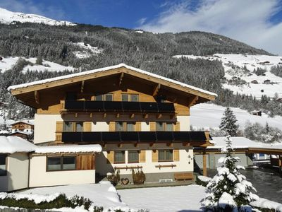 Photo for Apartments Haus Kaserer, Wald im Pinzgau
