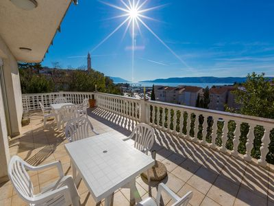 Photo for Apartments LUIGI (62767-A1) - Novi Vinodolski (Crikvenica)