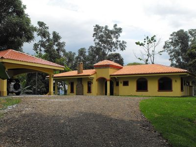 Photo for Beautiful house in the mountains of Costa Rica