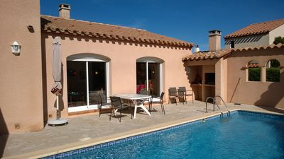 Photo for Villa **** with private pool and air conditioning in very quiet location.