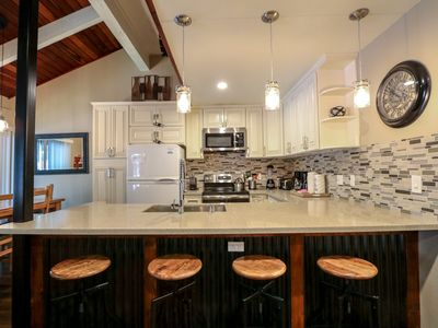 Photo for Deluxe, Completely Remodeled and Located Next to Sierra Star Golf Course!