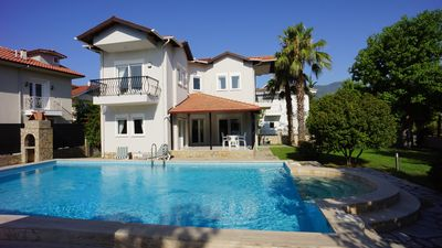 Photo for The Dreamturkishvilla in Dalyan, for an amazing family or couples holiday.
