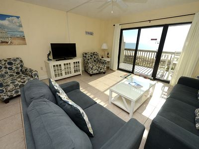 Photo for This exceptional corner unit is newly renovated and beautifully furnished to delight your senses.