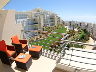 Photo for Stunning 1 Bedroom Penthouse Apartment with Fabulous Sea Views