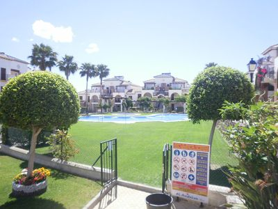Photo for One Bedroom Apartment 1. 5km from the beach, Al Andalus Resort, Vera Playa