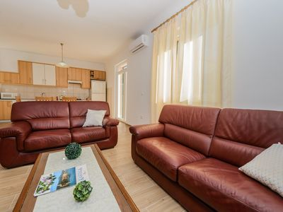 Photo for A1 - spacious apartment  just 40m from the beach