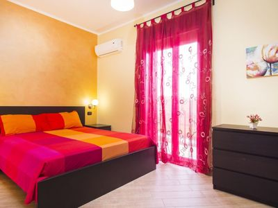 Photo for B & B MonteMare-Apartment on the 3rd floor for 4 persons