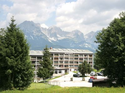 Photo for A compact holiday home at the edge of Ellmau with a south-facing balcony.