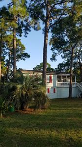 Photo for 1BR Apartment Vacation Rental in St. George Island, Florida