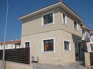 Front view BN01 Townhouse