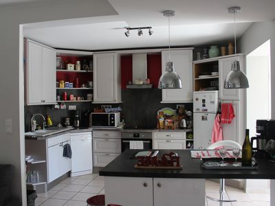Photo for Very functional, spacious and quiet equipped house
