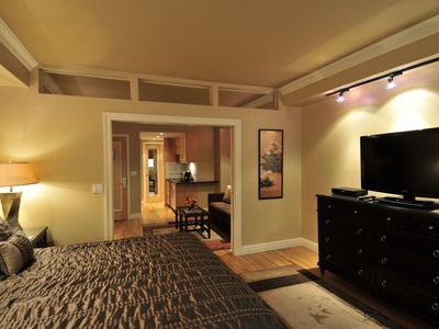 Photo for Apartment 1.5 km from the center of New York with Internet, Air conditioning, Lift, Parking (460476)