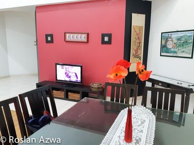 Photo for New! Villa Wangsamas Condo.Wifi.UnifiTV.