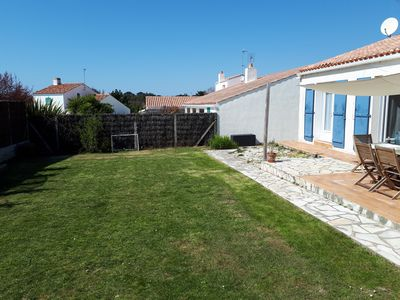 Photo for Holiday home in Les Sables d'Olonne 5 minutes walk from the beach and quiet