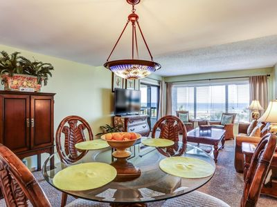 Photo for Beautiful and Inviting Oceanfront Condo With Sunrises Included!