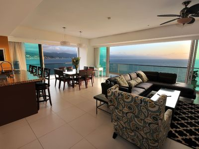 Photo for Icon Vallarta - 23 Flr - Spectacular Beachfront with Wrap around Views