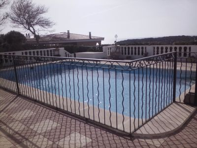 Photo for House in a quiet area with private pool and garden with sea views