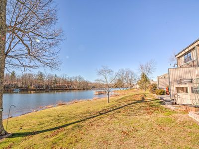 Photo for Crossville Townhome in Golf Resort - 5 Courses!
