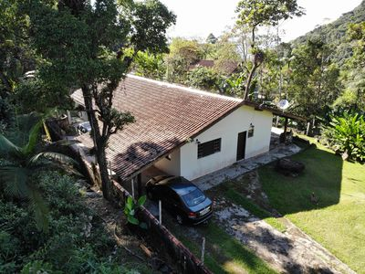 Photo for House in Ubatuba. Nature and quiet next to Felix beach. Ideal for families