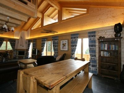Photo for 'Chalet Forget Me Not' Ski-in and Ski-out in Barboleuse-Gryon