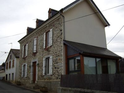 Photo for Bigourdane house on 3 levels near Lourdes