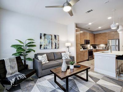 Photo for Southtown Modern Apartment close to Downtown, Riverwalk, Spurs Arena and Alamo