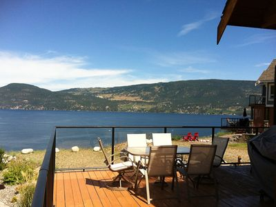 Photo for La Casa Cottages Located on beautiful Lake Okanagan - Classic Lakeview 2 Bedroom Cottages With Loft