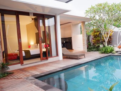 Photo for 2BR Villa Vacation Rental in kuta selatan, badung