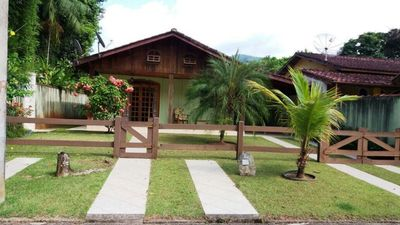 Photo for House in condominium in the for Mococa - Caraguatatuba