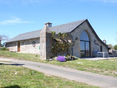Photo for Gîte Le PAILLER, old barn renovated in a farmhouse