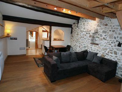 Photo for La Marmotte, Cosy nest in the old town