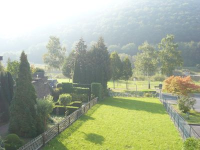 Photo for Modern, spacious, comfortable apartment with a fantastic view of the Mosel, gr. balcony
