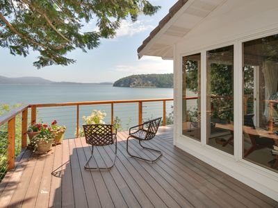 Photo for 2BR House Vacation Rental in Lopez Island, Washington