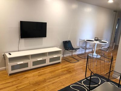Photo for 1817 5F · Marvelous 2bed Apt-20 min to NYC/parking Avail.