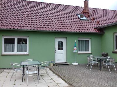 Photo for Ferienwohnung_oben - Holiday home on the south side in the countryside