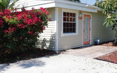 Photo for LOTS OF LIGHT!! Charming and Cozy Vacation Cottage.